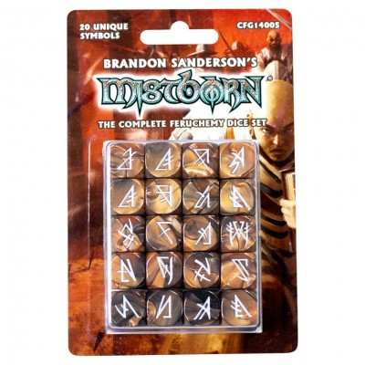 Dice: Mistborn Feruchemy Complete Set