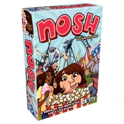 Nosh Card Game