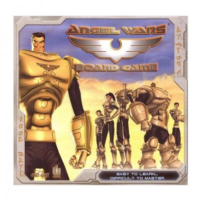 Angel Wars Strategy Board Game