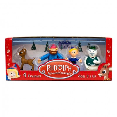 Rudolph: Set 1 (4 Pack)