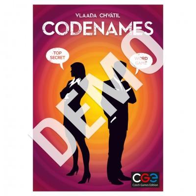 Codenames Demo