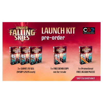 Under Falling Skies Launch Kit