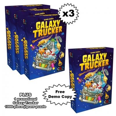 Galaxy Trucker Launch Kit