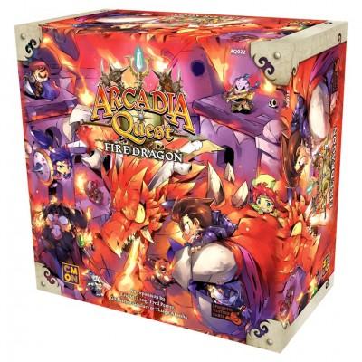 AQ: Fire Dragon