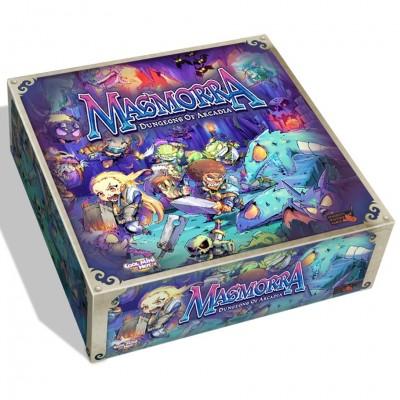 Masmorra, Dungeons of Arcadia
