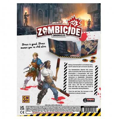 Zombicide: Chronicles RPG GM Starter Kit