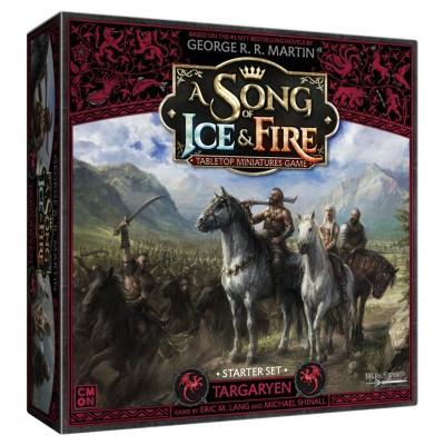 ASoIaF: Targaryen Starter Set