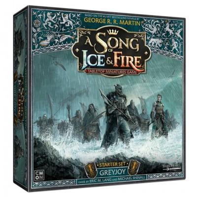 ASoIaF: Greyjoy Starter Set