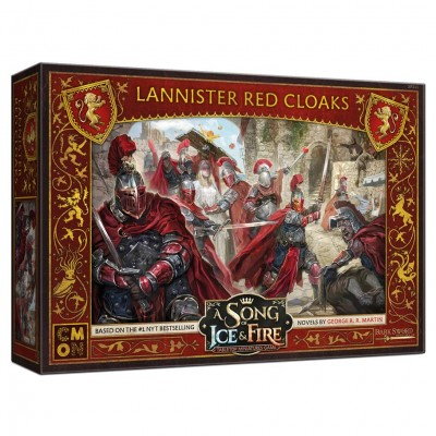 ASoIaF: Red Cloaks