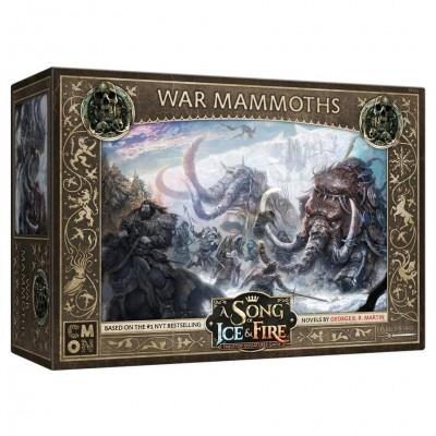 ASoIaF: War Mammoths