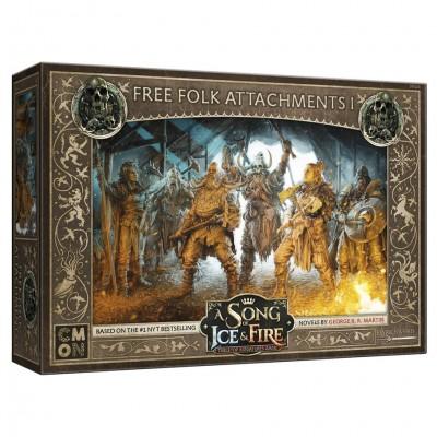 ASoIaF: Free Folk Attachments #1