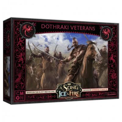 ASoIaF: Targaryen Dothraki Veterans