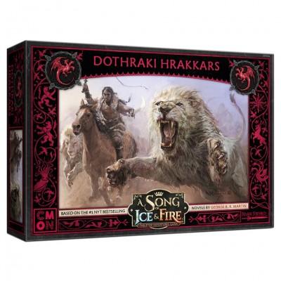 AsoIaF: Targaryen Dothraki Hrakkers