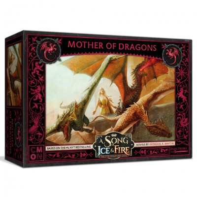 ASoIaF: Mother of Dragons