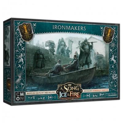 ASoIaF: Ironmakers