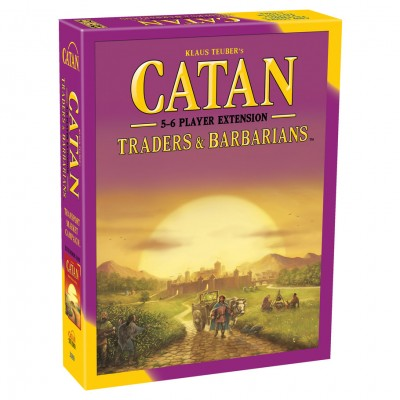 Catan Ext: Traders & Barbarians 5-6 Pl