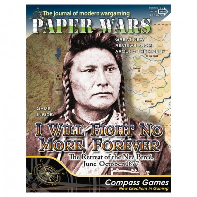 Paper Wars 82:Will Fight No More Forever