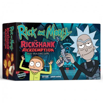 Rick & Morty: The Rickshank Rickdemption
