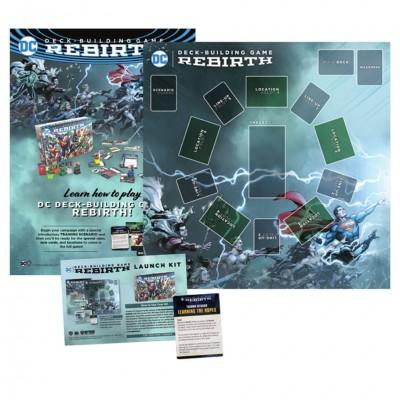 DC DBG: Rebirth Launch Kit