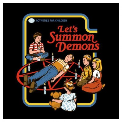 Steven Rhodes: Let's Summon Demons