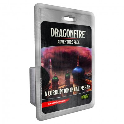 Dragonfire Adv:A Corruption in Calimshan