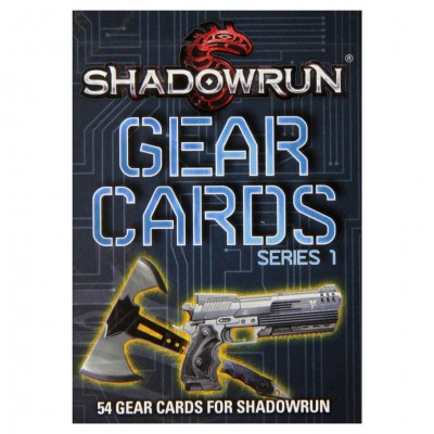 SR: Gear Cards, Series 1
