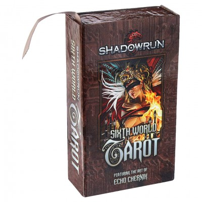 SR: Sixth World Tarot Deluxe