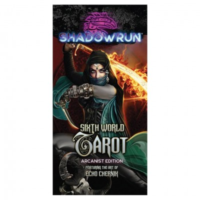 SR: Sixth World Tarot Arcanist Ed