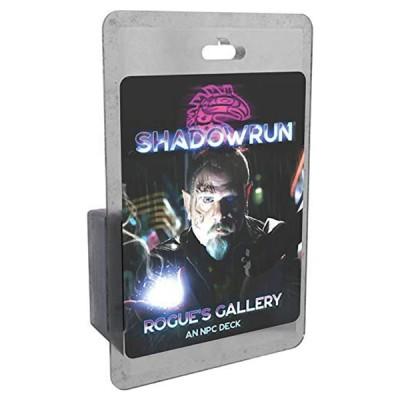 SR: Rogues Gallery: An NPC Deck