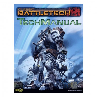 CBT: TechManual Vintage Cover