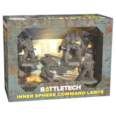 BT: Inner Sphere: Command Lance:Force Pk