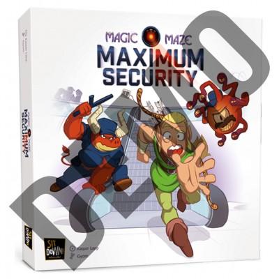 Magic Maze Maximum Security Demo