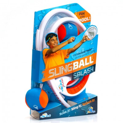 Djubi: Slingball Splash