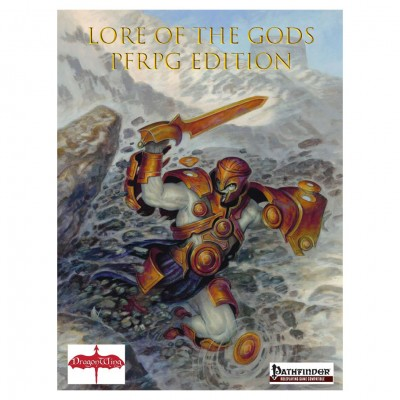 PFRPG: Lore of the Gods