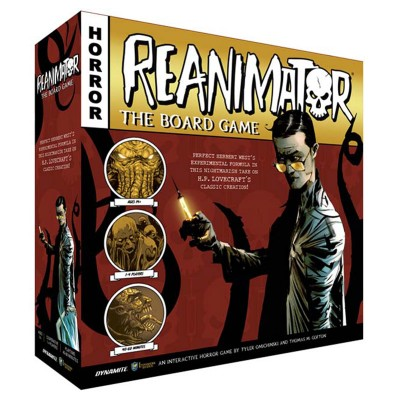 Reanimator Collectible Board Game
