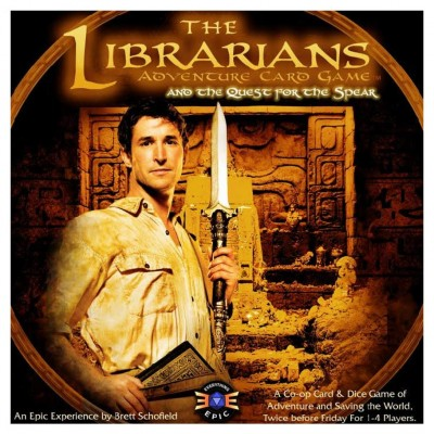 The Librarians: Quest for the Spear