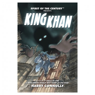 SotC: King Khan (Novel)