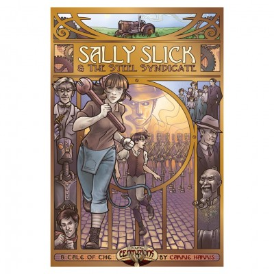 SotC:Sally Slick and the Steel Syndicate
