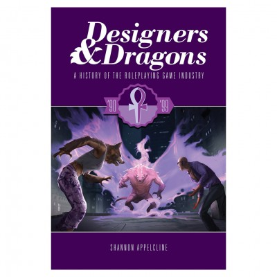 Designers & Dragons: The 90s