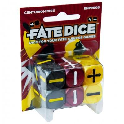 Fate Core Dice: Centurion Dice