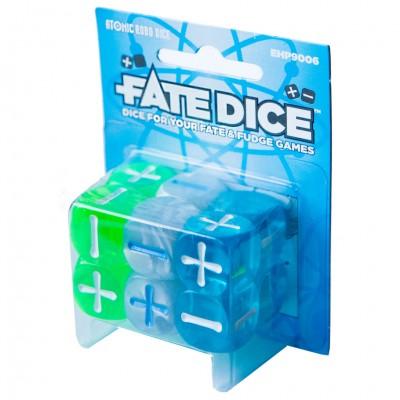 Fate Core Dice: Atomic Robo