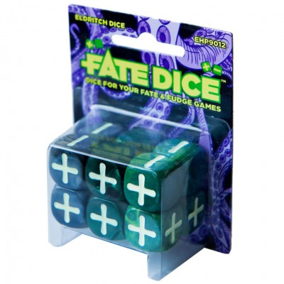 Fate Core Dice: Eldritch Dice