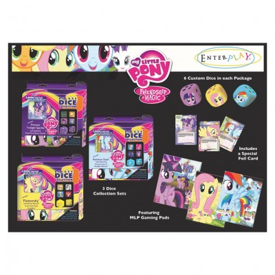 MLP: Deluxe Dice Collection
