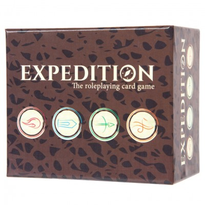 Expedition: RPG Card Game
