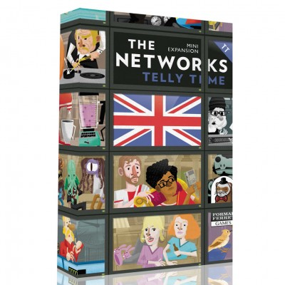 The Networks: Telly Time