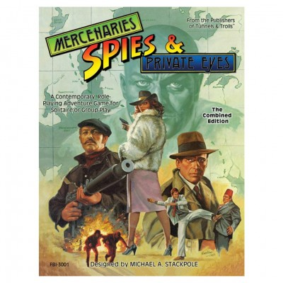 Mercenaries, Spies & Private Eyes (HC)