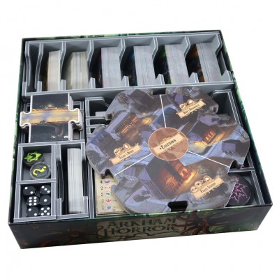 Box Insert: Arkham Horror 3E & Exp