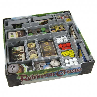 Box Insert: Robinson Crusoe 2E & Exp
