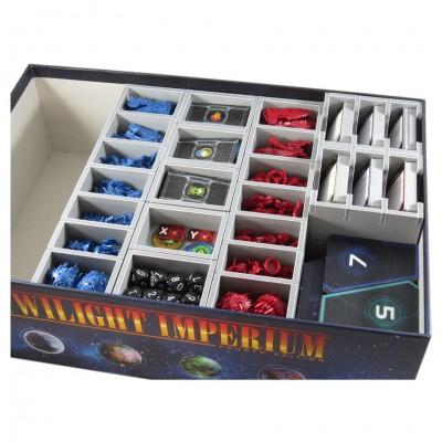 Box Insert: Twilight Imperium 4 & Exps