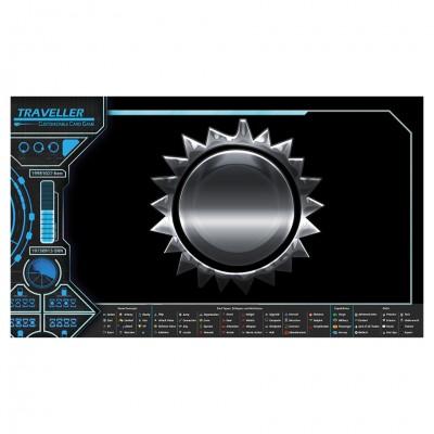 Traveller CG: Play Mat Imperial Sunburst